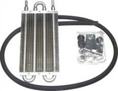 Winch Hydraulic Cooler